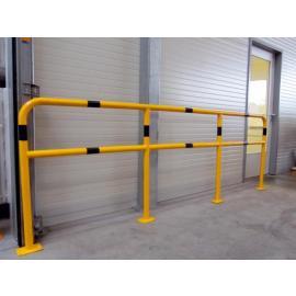 Protective Railing -Protect-, Steel tube Ø 48 mm (modular)